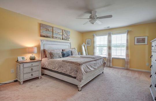 22 – master bedroom – 110 Wrangell Dr Mooresville NC 28117 – Bill Adams – Realtor – Allen Adams Realty