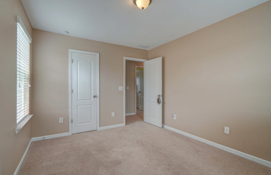 30 – bedroom2 – 110 Wrangell Dr Mooresville NC 28117 – Bill Adams – Realtor – Allen Adams Realty