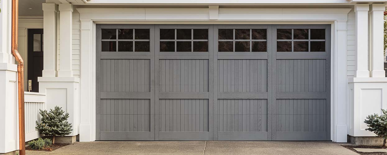 Install New Garage Doors
