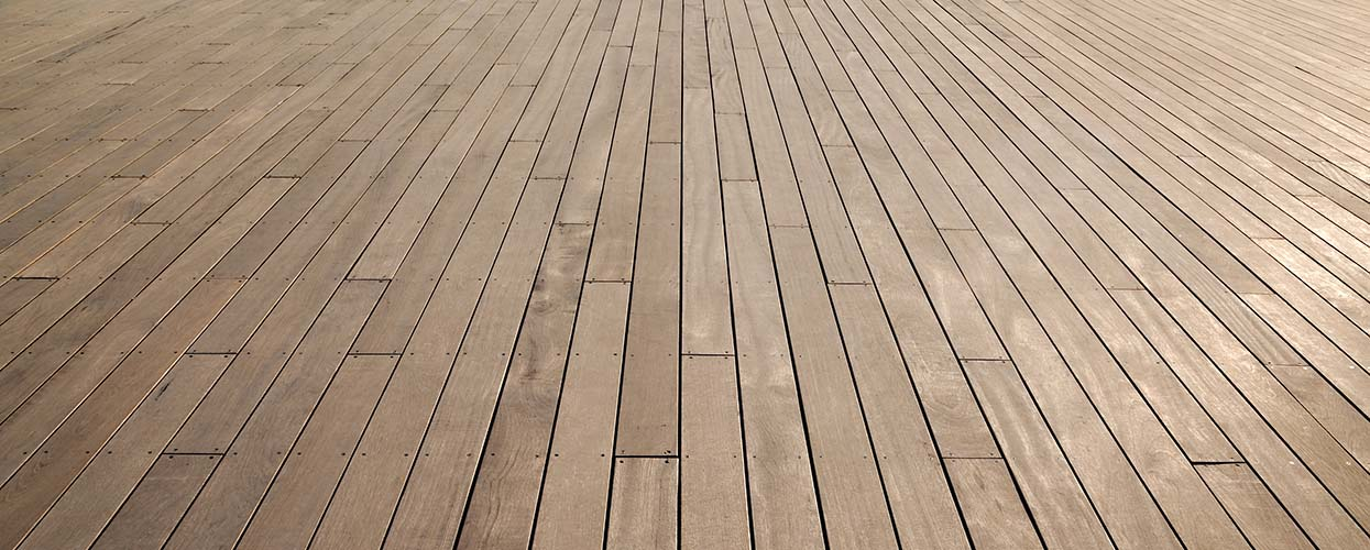 Add a new deck to your house