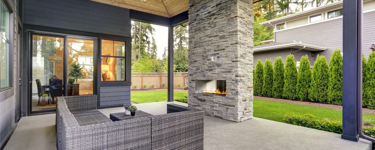 Backyard DIY Home Improvements