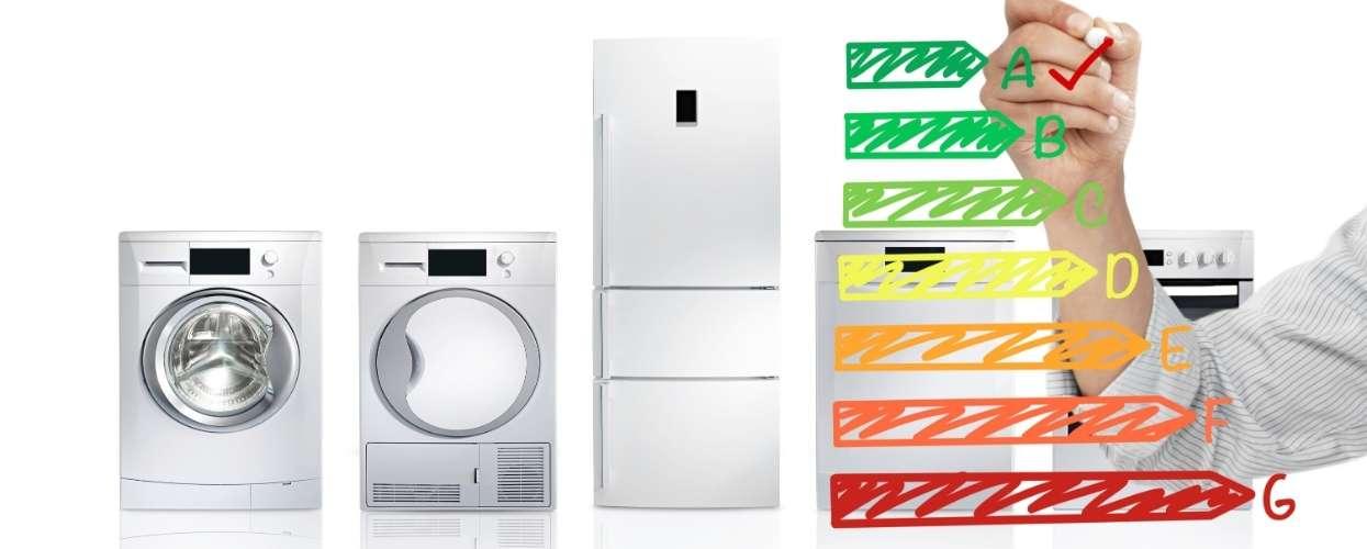 Energy-Saving & Smart-Tech Appliances