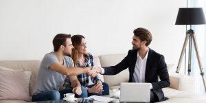 Buyer Meeting Realtor