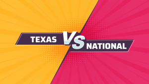 Closing Costs in Texas vs. Nationally
