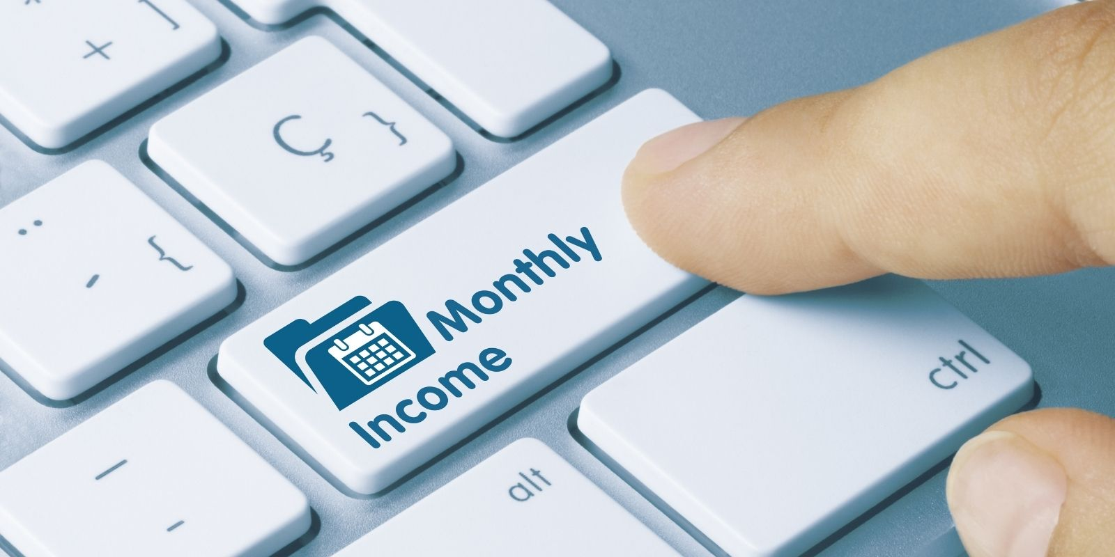 1. Estimate Gross Monthly Income
