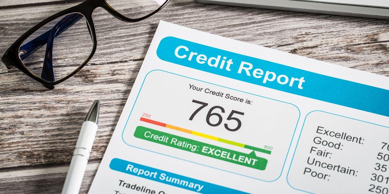 4. Check Credit History
