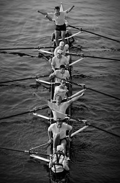 Your Business Is Like A Rowing Team