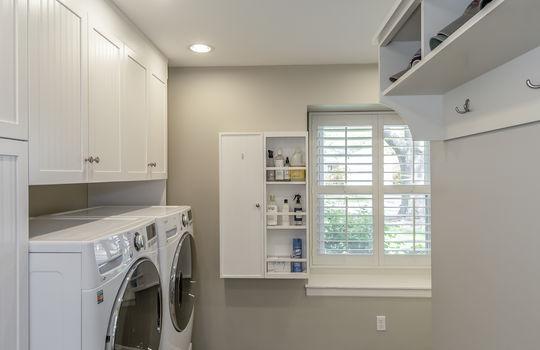17 – Laundry Room