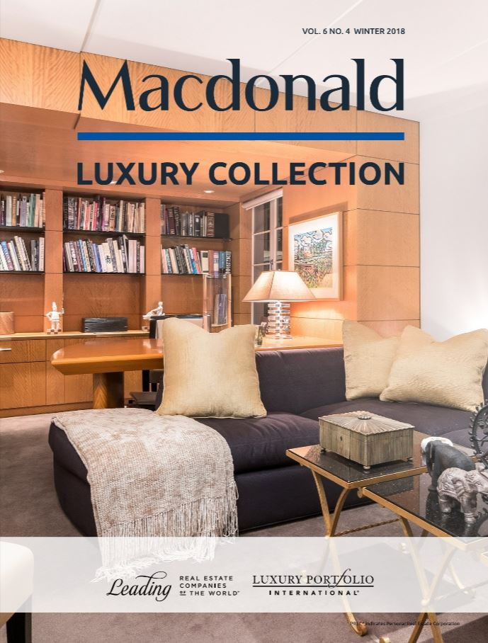 Luxury Homes Collection – Winter 2018