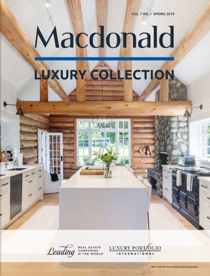 Luxury Homes Collection – Spring 2019