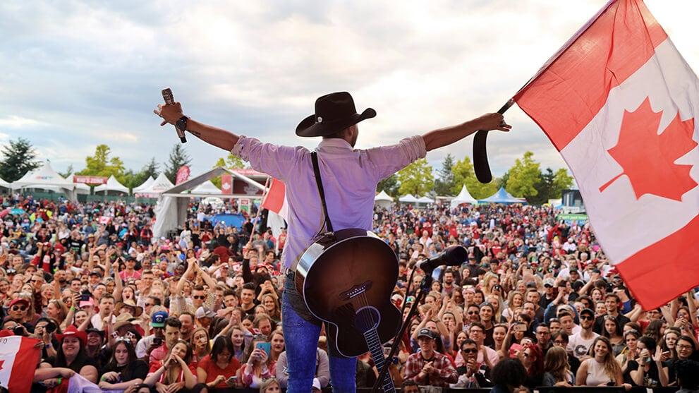 Canada Day in Surrey