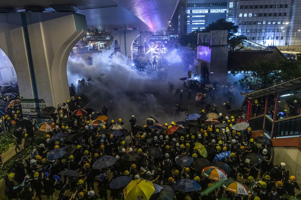 Hong Kongers scout properties in Canada and U.K. to escape protests
