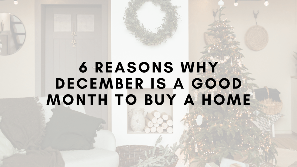 buying a home in december