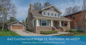 Rochester MI real estate