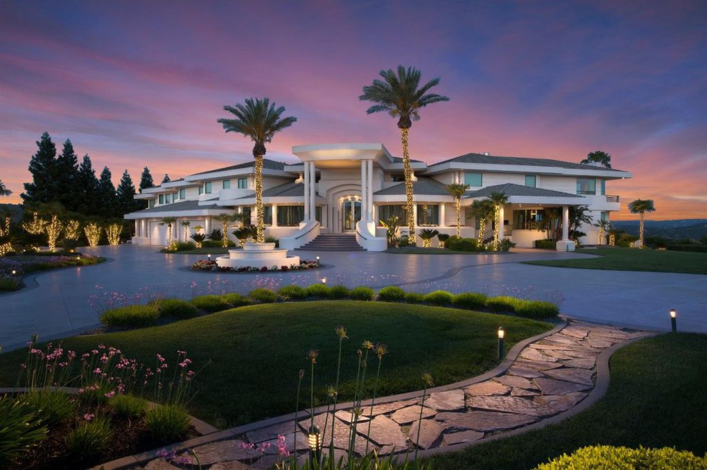 9125 Vista De Lago Granite Bay CA Sold by Chase International for $5 Million