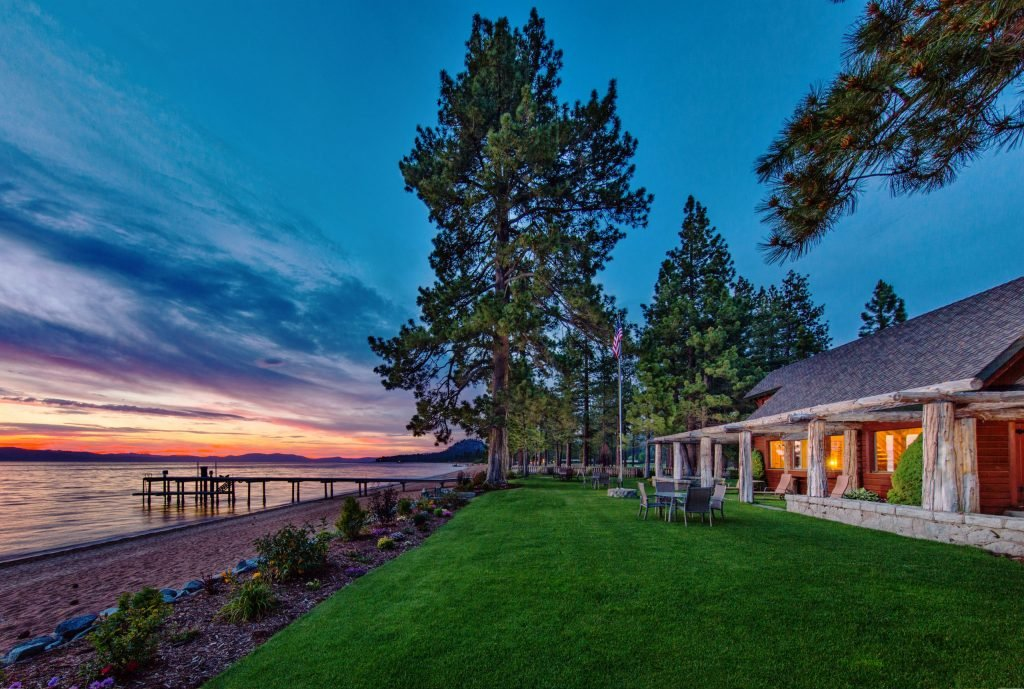 clear creek tahoe twin pines lake house