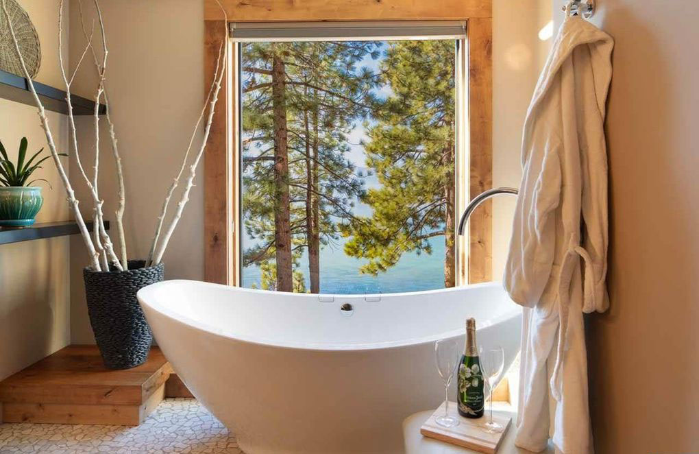 January Tahoe luxury property and significant sales.