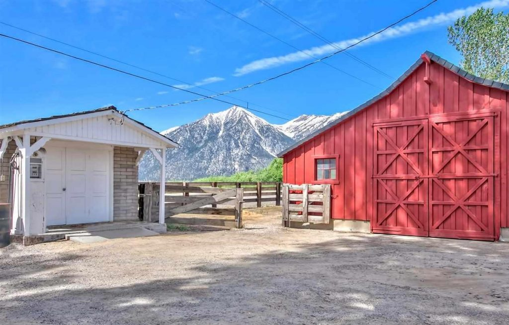 Ranch Property in Gardnerville Nevada Historic Dairy Chase International