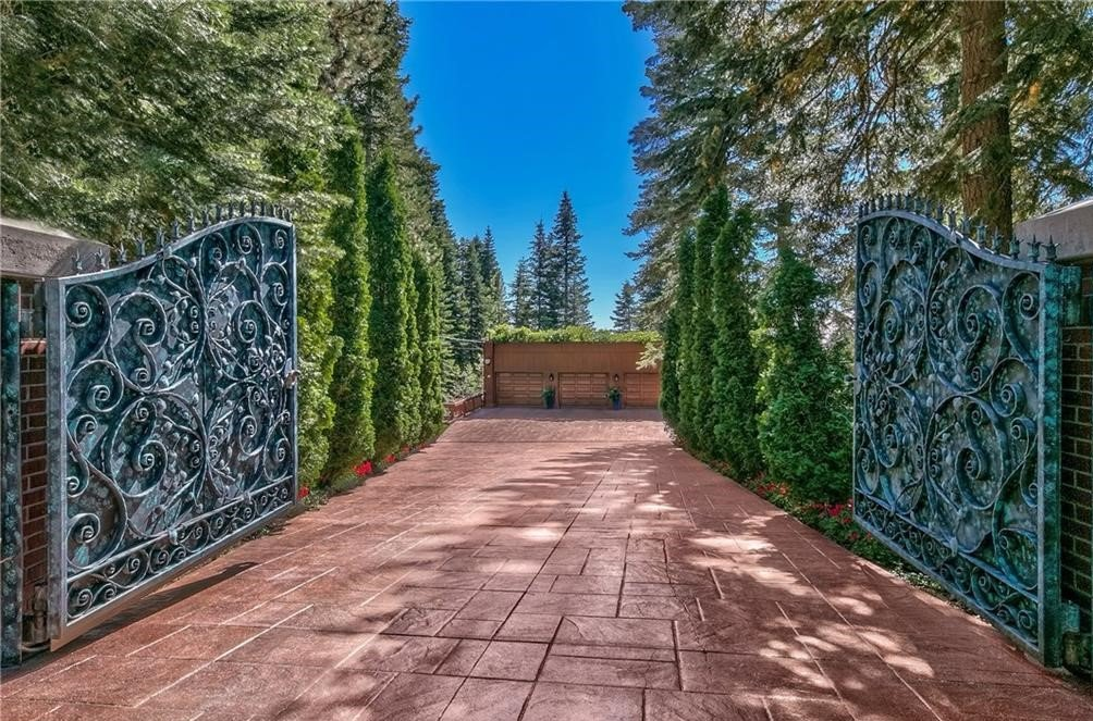 Whitesnake's David Coverdale Lake Tahoe Estate for Sale