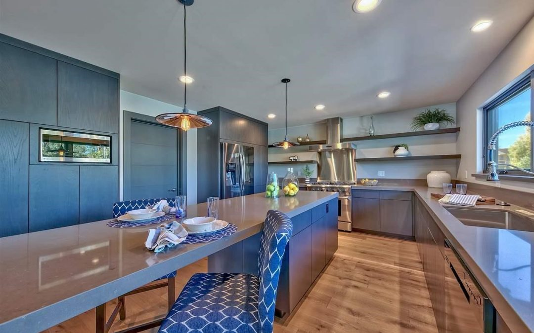 Reno-Tahoe Kitchens with Design in Mind