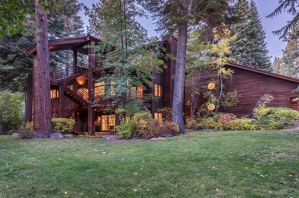 April Tahoe Luxury Property and Significant Sales