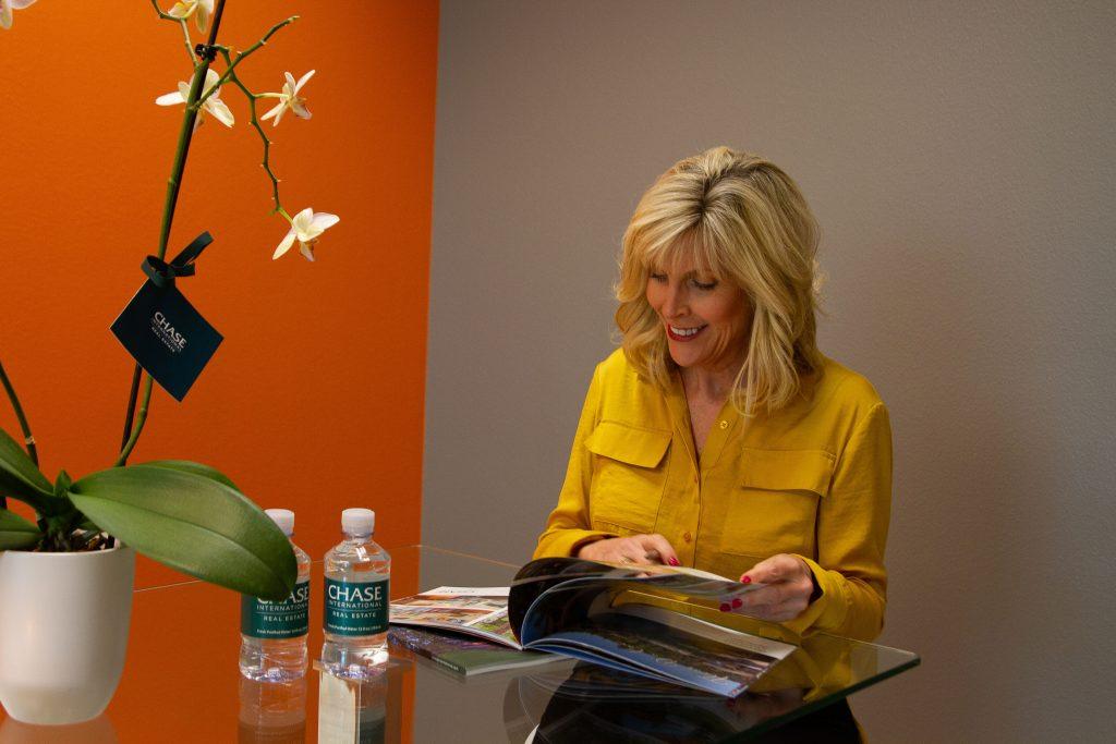 Julie Kozich Luxury Real Estate Expert Chase International Reno