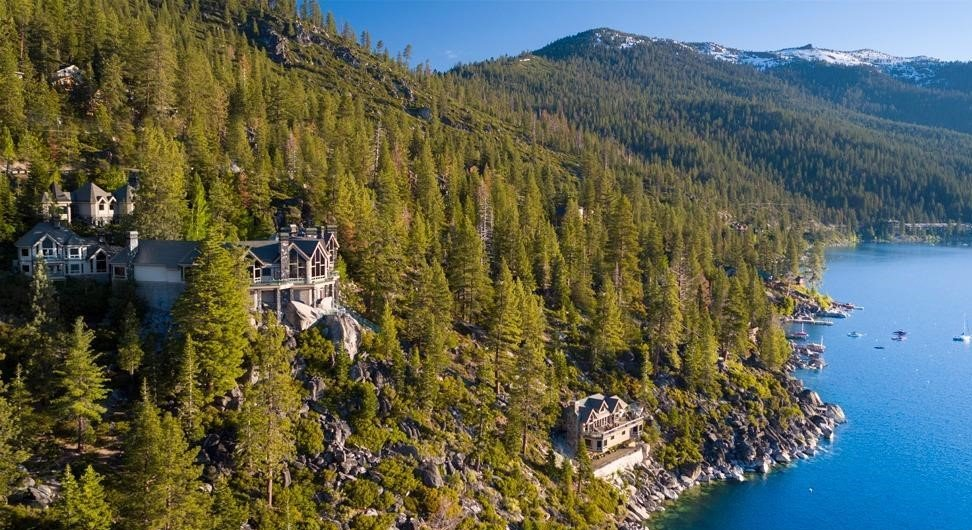 Lakefront Properties on Lake Tahoe Will Make You Love Summertime Even More