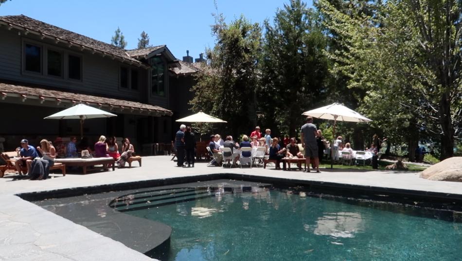 Chase International's 23rd Annual Lake Tahoe Luxury Estates Tour a Smashing Success