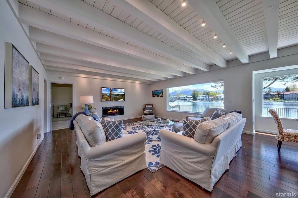 276 Beach Tahoe Keys Waterfront Sold by Chase International