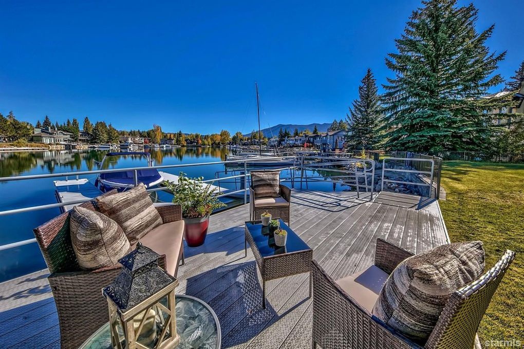 White Sands Tahoe Keys Waterfront Sold by Chase International