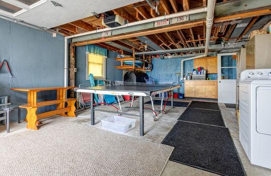 Garage or Playroom