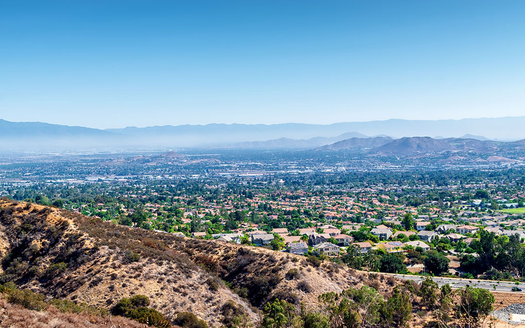 Affordable real estate Inland Empire