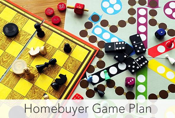10 Tactics for a Winning Homebuyer Game Plan