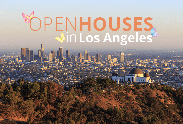 Open Houses This Weekend in Los Angeles County | March 31-April 1