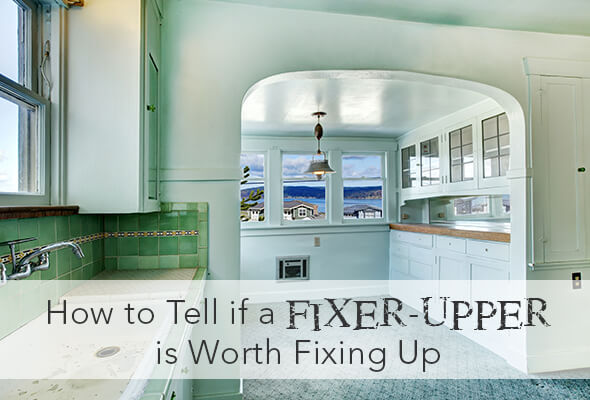 Fixer-upper worth fixing