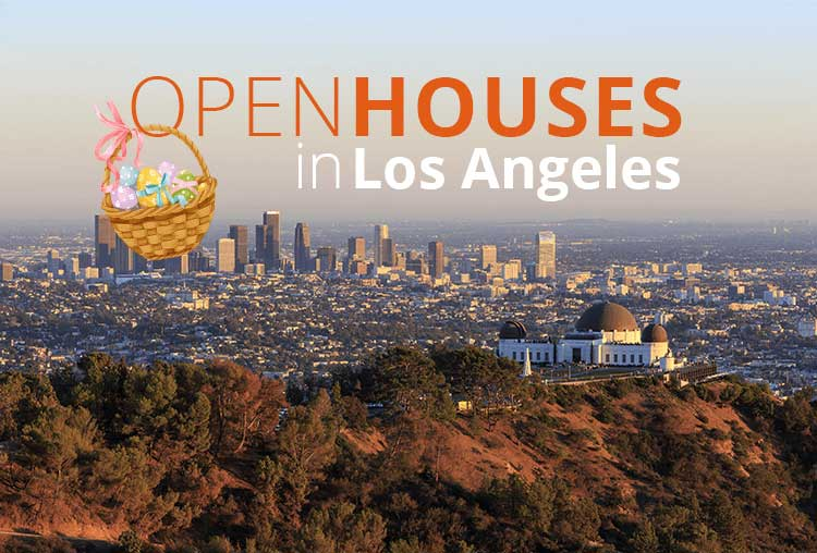 Open Houses This Weekend in Los Angeles County – April 21-22
