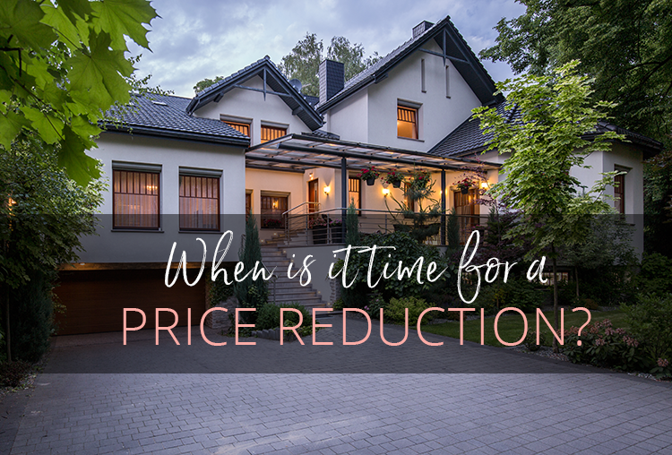 Should You Lower the Price of Your Home?