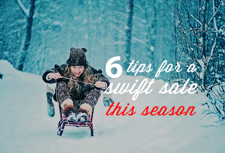 6 Tips to Help You Sell Your Home Fast This Season
