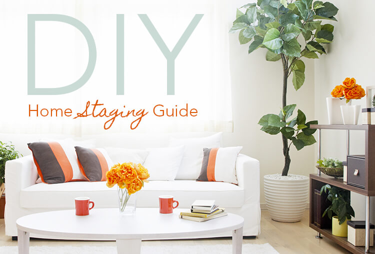 Room By Room DIY Home Staging Guide