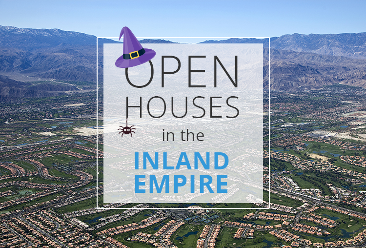 Open Houses This Weekend in the Inland Empire | October 28-29