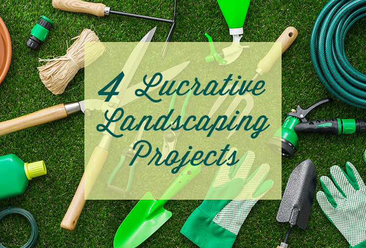 4 Landscaping Projects That Could Make a Huge Difference for Sellers in 2018