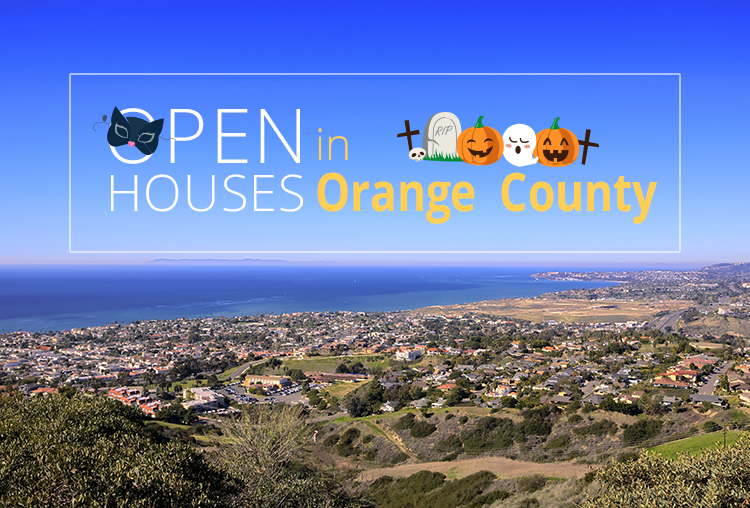 Open Houses This Weekend In Orange County | October 28-29