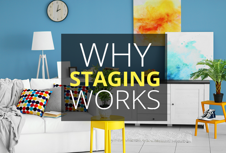 Why Staging Helps Sell Your Home