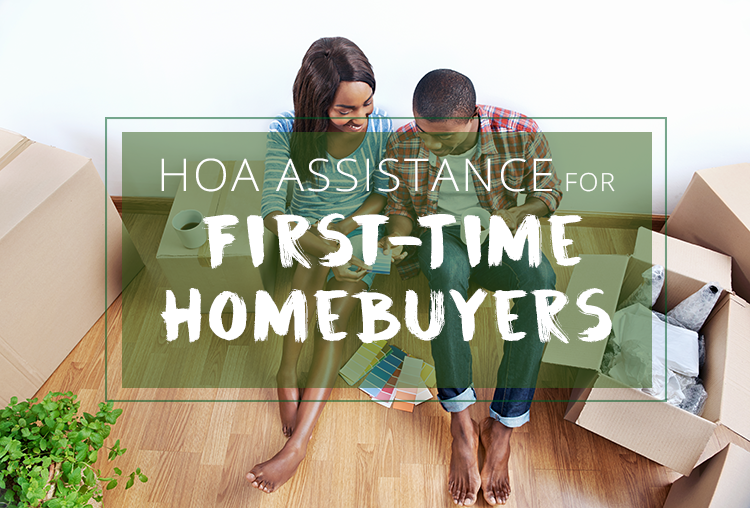 Attention First-Time Homebuyers: C.A.R. Will Pay Your HOA Dues