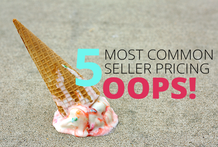 5 Most Common Pricing Mistakes Sellers Make When Listing a Property