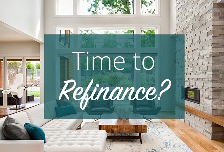When Is a Good Time to Refinance Your Mortgage?
