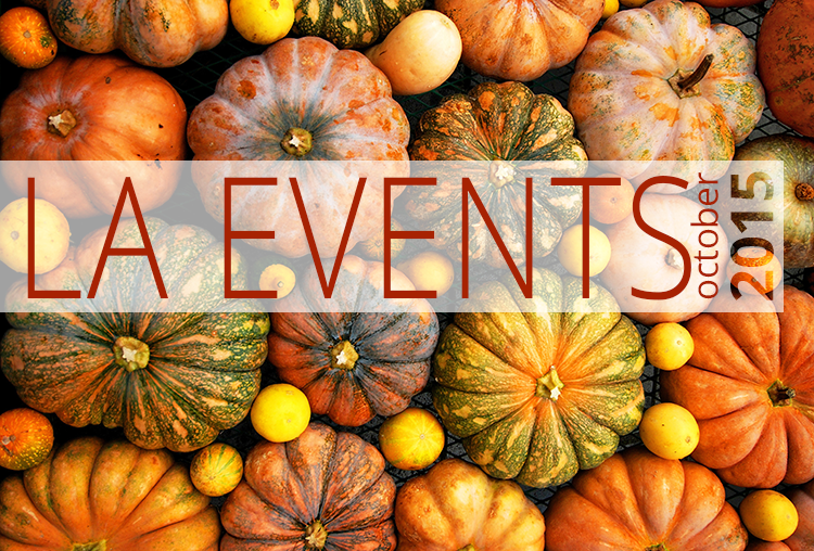 Events in Los Angeles County | October 2015