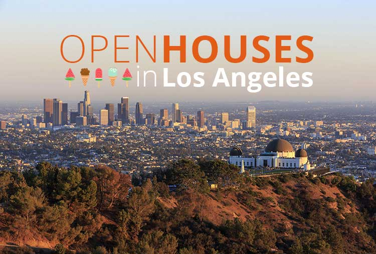 OPEN HOUSES THIS WEEKEND IN LOS ANGELES COUNTY | MAY 5-6