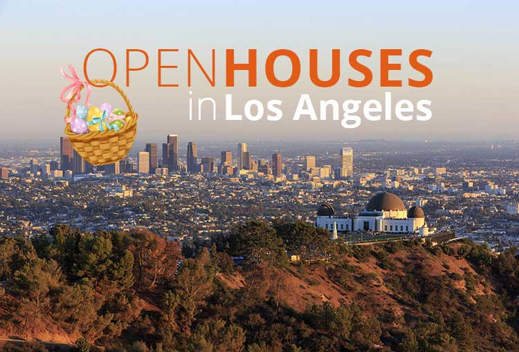 OPEN HOUSES THIS WEEKEND IN LOS ANGELES COUNTY | APRIL 28-29