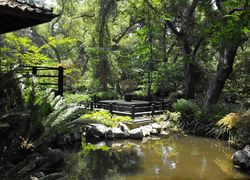 La Canada Flintridge Los Angeles County Japanese Garden at Descanso Gardens First Team Real Estate